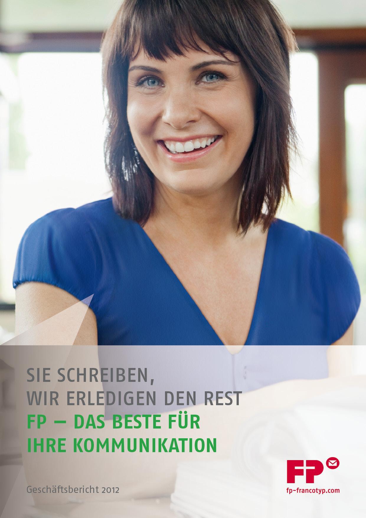 FP Geschäftsbericht 2012