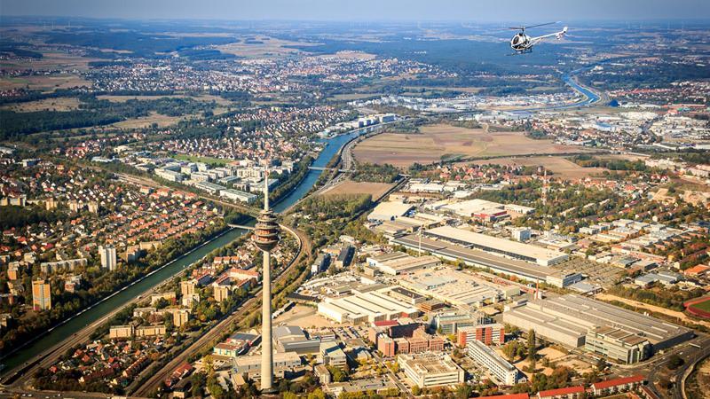 Nürnberg Flughafen Ankunft Webcam
