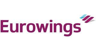 Das Logo der Fluggesellschaft  Eurowings