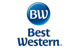 Logo des Best Western Hotels am Dortmunder Airport