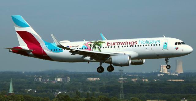 Konstante Fluggastzahlen in den Herbstferien 2017
