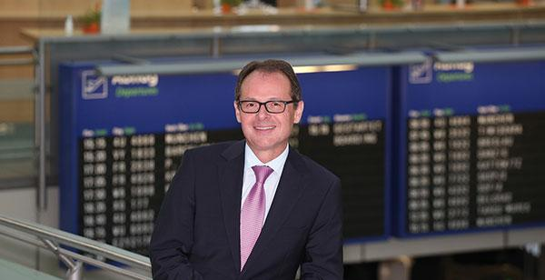 Udo Mager -   Managing Director Dortmund Airport