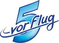 Logo des   Reisebüros 5 vor Flug