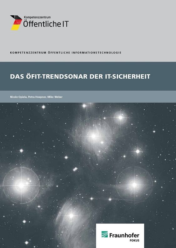 Das ÖFIT-Trendsonar der IT-Sicherheit