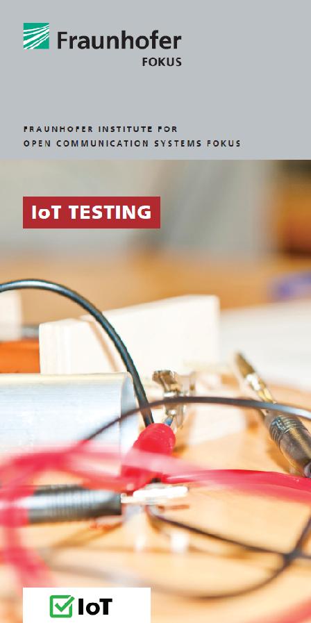 Flyer IoT-Testing