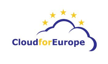 ELAN Projekte Cloud for Europe Logo