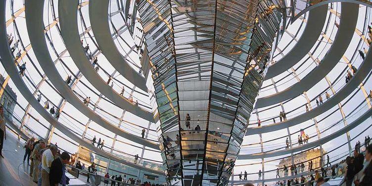 ELAN About Reichstagskuppel 2013