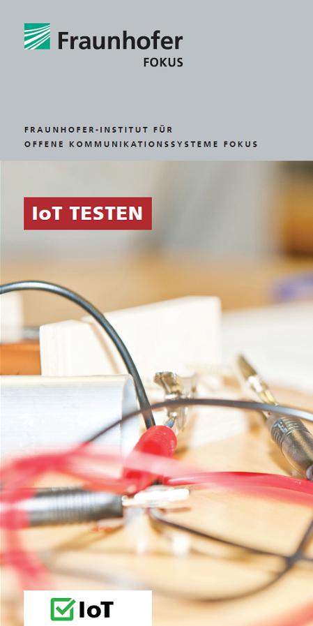 Flyer IoT-Testen