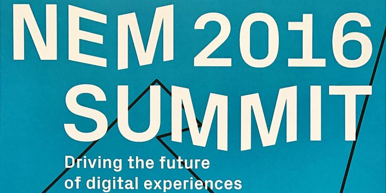 NEM Summit 2016 - FOKUS erhält Best Paper Award