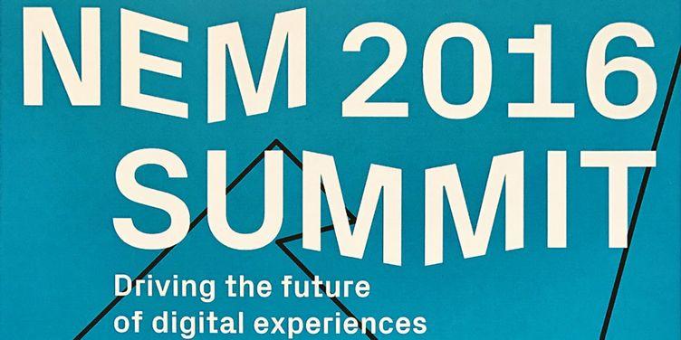 NEM Summit 2016 - FOKUS erhält Best Paper Award