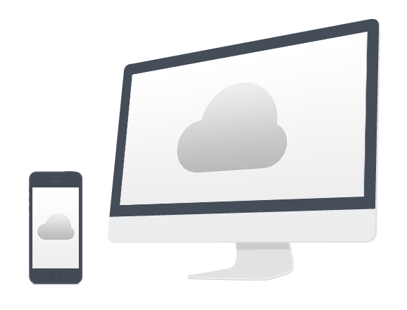 Up-to-date and secure cloud solution.