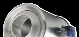 Zum Einbau in Wände und an Kanäle und Rohre, verstellbar und feststehend –  aus Aluminium