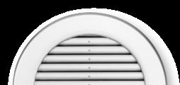Für große Temperaturdifferenzen im Heizbetrieb, hohe Eindringtiefe, mit verstellbaren Lamellen