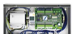 System zur Ansteuerung und Überwachung motorisierter Brandschutzklappen